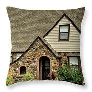 1101 Newberg Throw Pillow