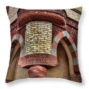1102 Throw Pillow