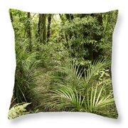 Jungle 31 Throw Pillow