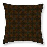 Arabesque 011 Throw Pillow