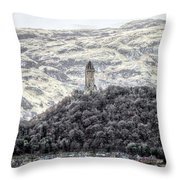 Scotland United Kingdom Uk Throw Pillow