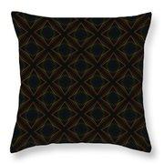 Arabesque 010 Throw Pillow