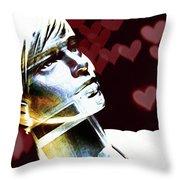 11437 Mannequin Series 11-15 Version 2 Throw Pillow