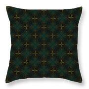 Arabesque 004 Throw Pillow