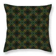 Arabesque 005 Throw Pillow