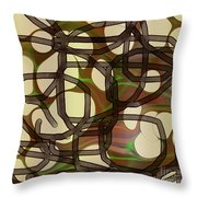 1197exp3 Throw Pillow
