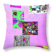 12-10-2016h Throw Pillow