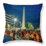 Bele Chere Festival Throw Pillow