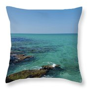 12- Ocean Reef Park Throw Pillow