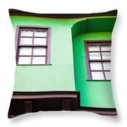 Ottoman Houses Throw Pillow