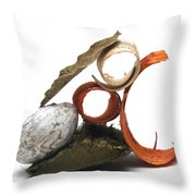 Potpourri Throw Pillow