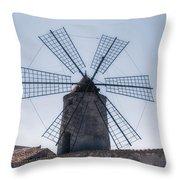 Trapani - Sicily Throw Pillow