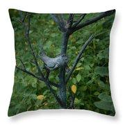 Wellfield Gardens Throw Pillow