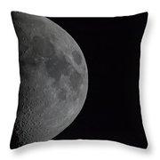 1200mm Moon Throw Pillow