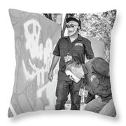 Loved Ones Throw Pillow