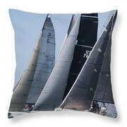 Rolex Bbs Throw Pillow