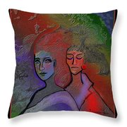 1249 Great Appearance 2017 Throw Pillow