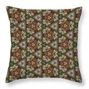 Arabesque 041 Throw Pillow