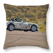 127 Mazda Artistic Throw Pillow
