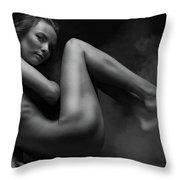 Bodyscape      Throw Pillow