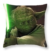 Collection Star Wars Poster Throw Pillow