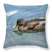 Duck Throw Pillow