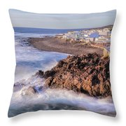 El Golfo - Lanzarote Throw Pillow
