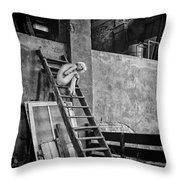 Kelevra Throw Pillow