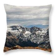 Landscape Artwork Throw Pillow