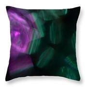 Rainbow Art Throw Pillow