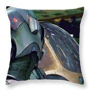 Star Wars The Art Throw Pillow