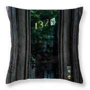 132 And A Half Throw Pillow