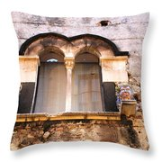 Sicily Throw Pillow