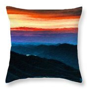 Landscape Nature Pictures Throw Pillow