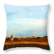 Landscape Pictures Nature Throw Pillow