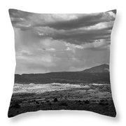 13th Seal Throw Pillow