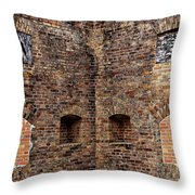 Advanced Redoubt Throw Pillow