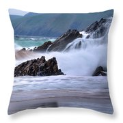 Dingle Peninsula - Ireland Throw Pillow