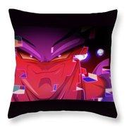 Dragon Ball Super Throw Pillow