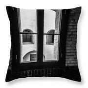 Fort Asperen Throw Pillow