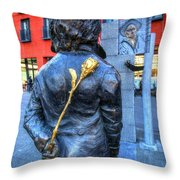 Mechelen Belgium Throw Pillow