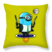 Minions Collection Throw Pillow