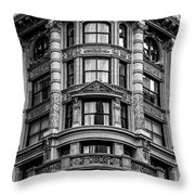 141 Fifth Avenue, Chelsea New York Throw Pillow