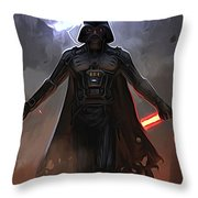 Imperial Star Wars Art Throw Pillow