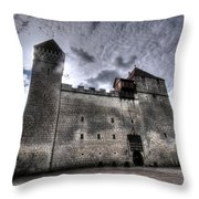 Cesu Latvia Throw Pillow