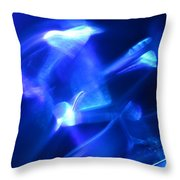 Rainbow Art Throw Pillow