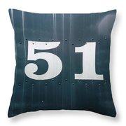 1518 Throw Pillow