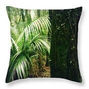 Jungle 72 Throw Pillow