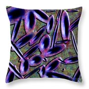 1561 Abstract Thought Throw Pillow