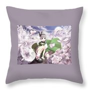 15729 Touhou Konpaku Youmu Throw Pillow
